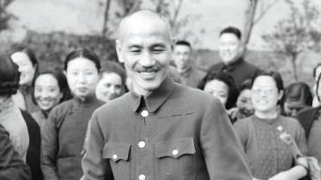 Megaloman, który utracił Chiny